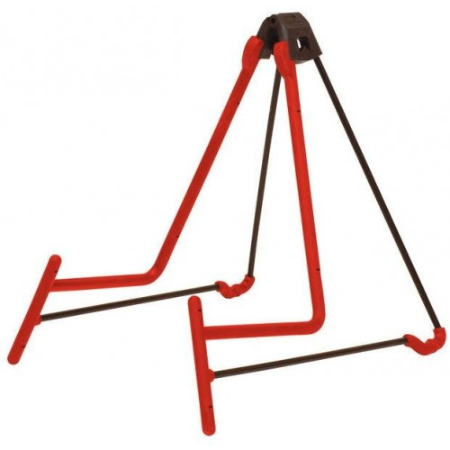 Rockstand RS 20821 A-Guitar Stand Red