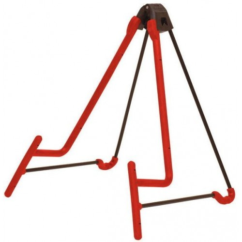 Rockstand RS 20820 E-Guitar Stand Red