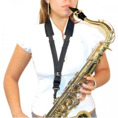 BG S10 ESH Saxofon Strap