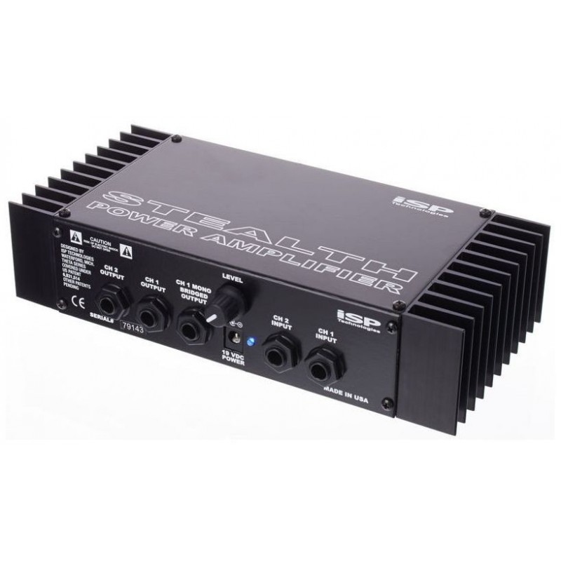 ISP Technologies Stealth Power-Amp