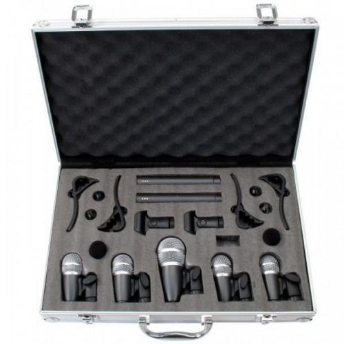 Pronomic DMS-7 Drums-microphone set