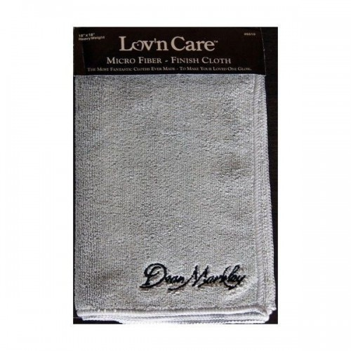 Dean Markley 6510 Microfiber Polish Cloth 18