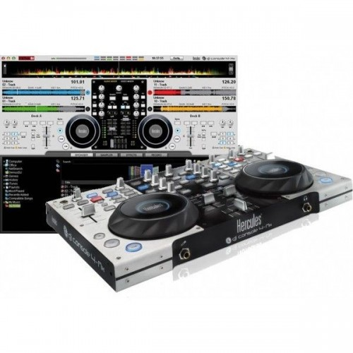 Hercules DJ Console 4MX