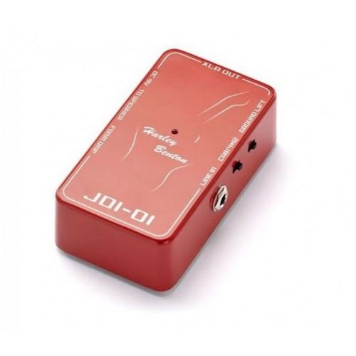 Harley Benton Pocket Guitar DI Box JDI-01