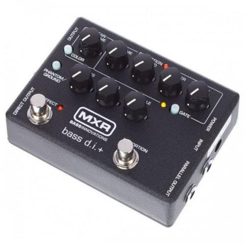 MXR M80 Bass DI Plus