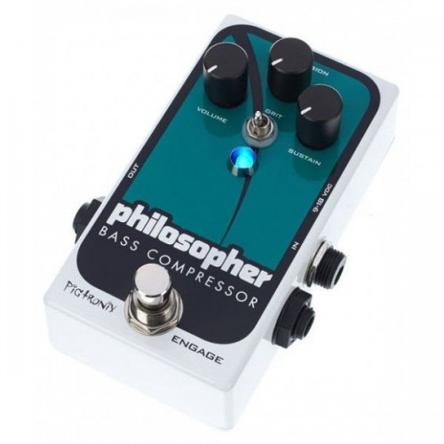 Pigtronix PBC Philosopher Bass