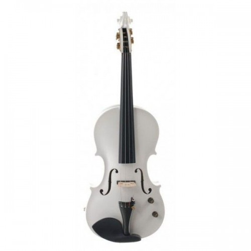 TH Europe Electric Violin 4/4 WH