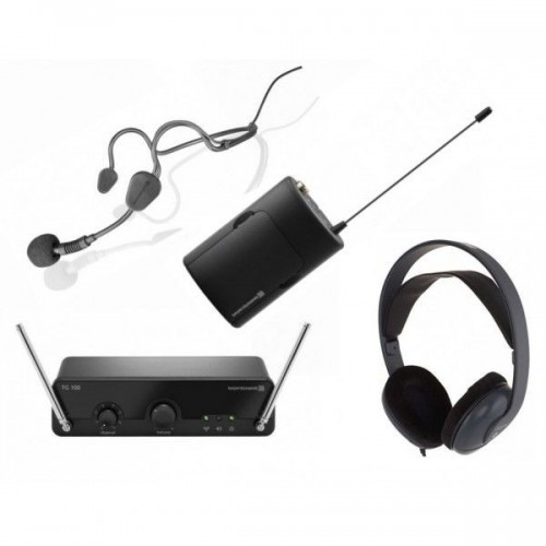 Beyerdynamic TG 100 Headset - Set Headphone