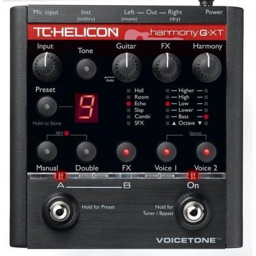 TC-Helicon Voicetone Harmony-G XT