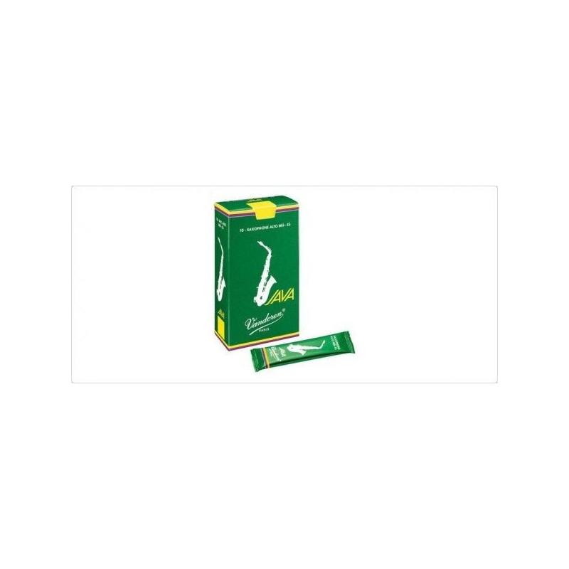 Vandoren Java green 2.5 alto sax