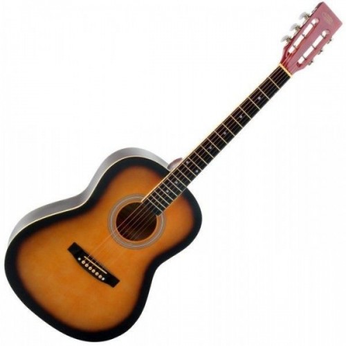 Classic Cantabile WS-11 Steel String Guitar Sunburst