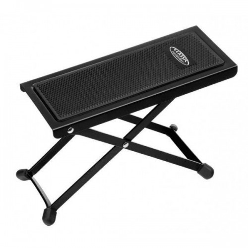 Classic Cantabile Foot Stool Black