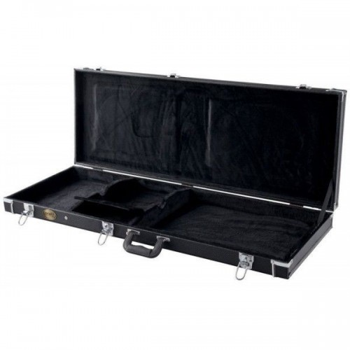 Rocktile Electric Guitar Case Deluxe Rectangular