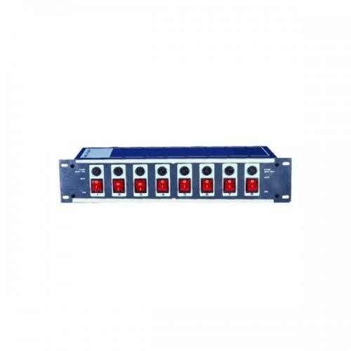 Varytec 8-F Switch Panel