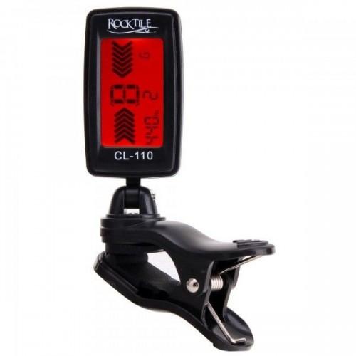 Rocktile CL-110 Clip-tuner chromatic tuner