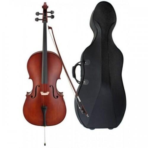 Comfort Classic Cantabile Student Cello 4/4 SET