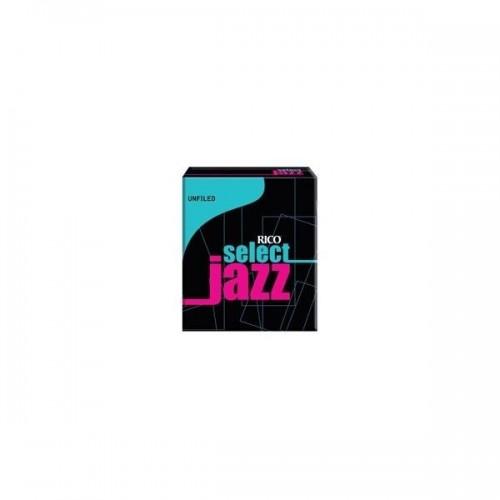 Rico Select Jazz Unfiled 2S Sax Alto