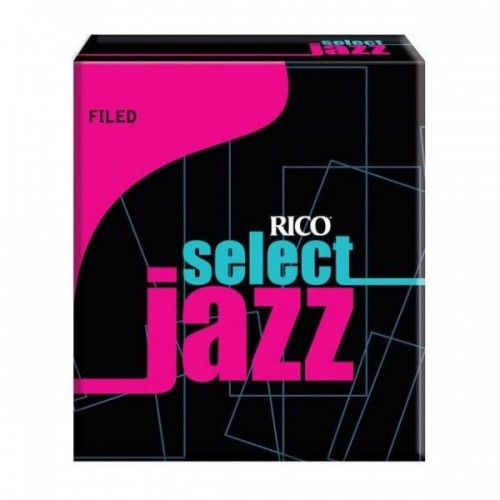 Daddario Select Jazz Filed 2S Sax Alto