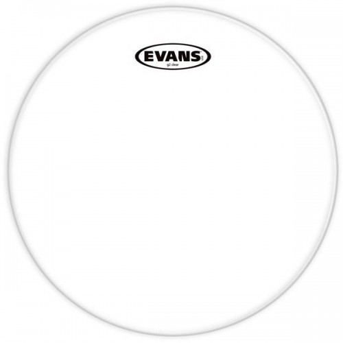 "Evans 20"" G2 Clear Bass Drum"