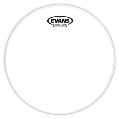 "Evans 06"" G2 Clear Tom"