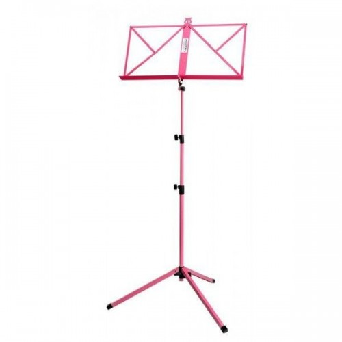 Classic Cantabile 100 Music Stand pink