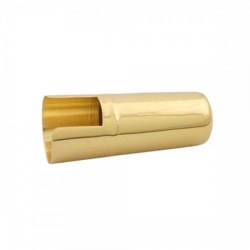 Flame Gold Sax Alto Cap