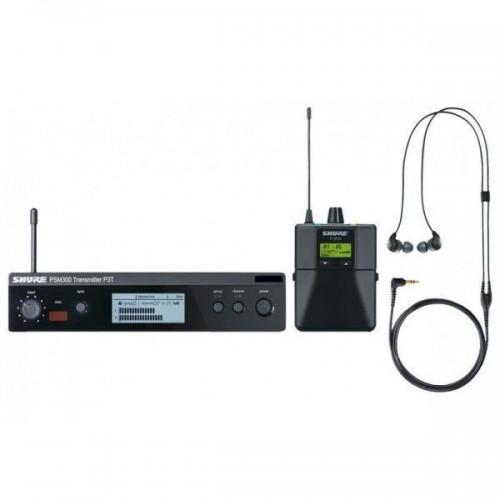 Shure PSM 300 Premium SE215 T11