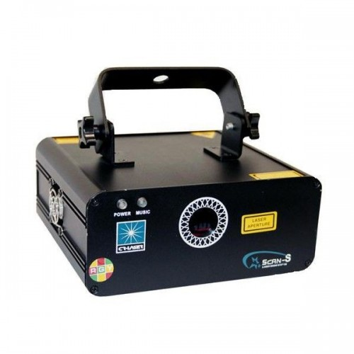 HED PR LIGHTING L 150 RGY S-SCAN GRAPHIC