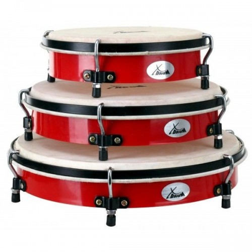 XDrum HTM-1 hand drum / frame drum SET