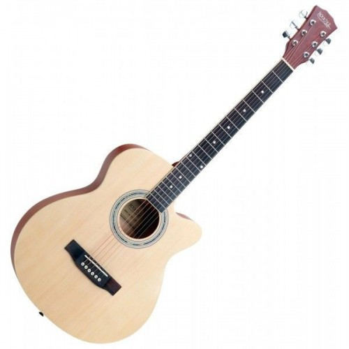 Rocktile MJ-1 NT Mini Jumbo Acoustic Guitar