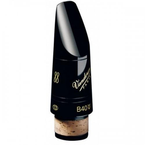 Vandoren B40L Series 13 Bb Clarinet Mustiuc