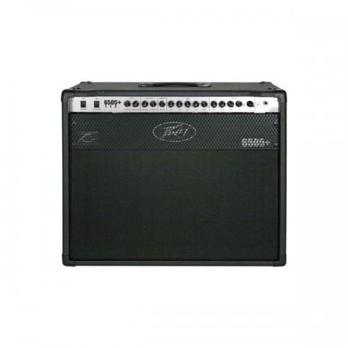 "Peavey 6505 Plus 112 60W 1x12"" Tube Combo Guitar Amp"