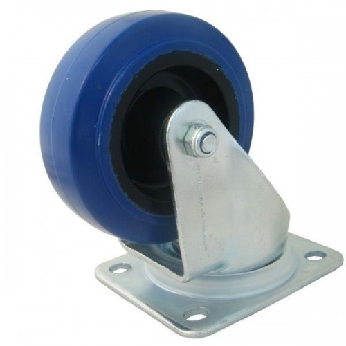 Penn Elcom W0990/80 Blue Wheel 80mm