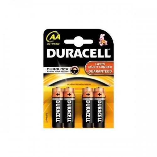 DURACELL AAK4 Basic