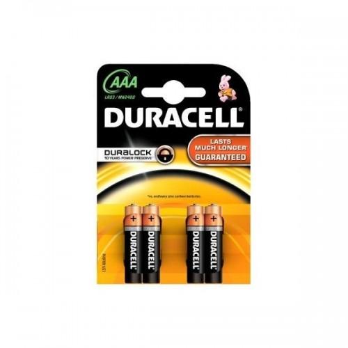 DURACELL AAAK4 Basic
