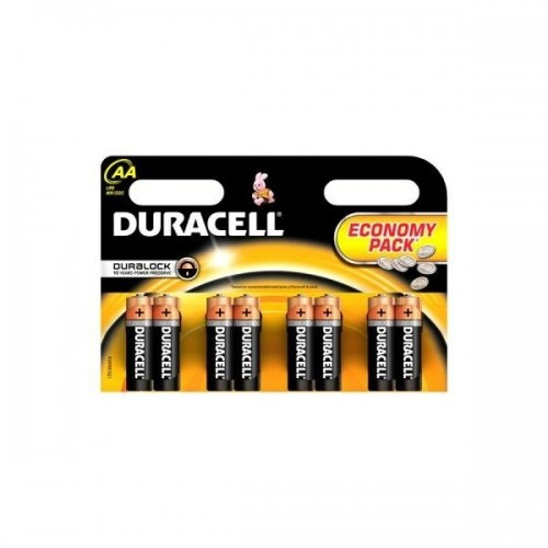 DURACELL AAK8 Basic