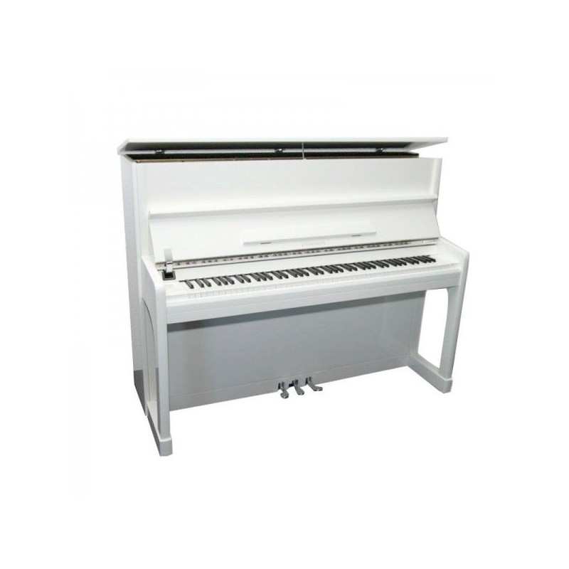 Steinmayer UP 120-M Piano White High Polish