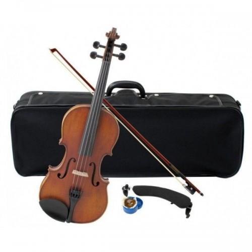Classic Cantabile 3/4 Student Comfort Violin Set