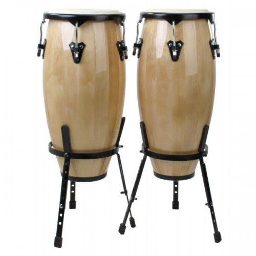 XDrum Conga-Set 10 11 Natural
