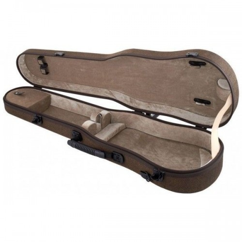Gewa Bio Violin-Shaped Case 4/4 BR