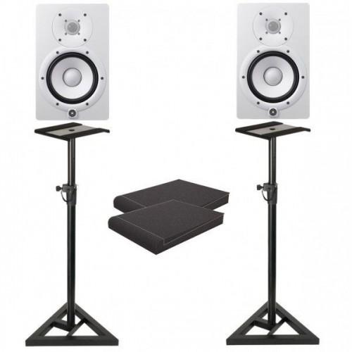 Yamaha HS 8 WH Studio Set 1