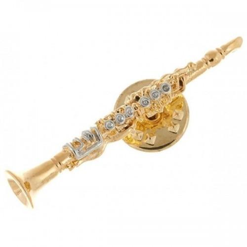 Art of Music Pin Clarinet