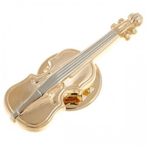 Art Of Music Pin Violin Small