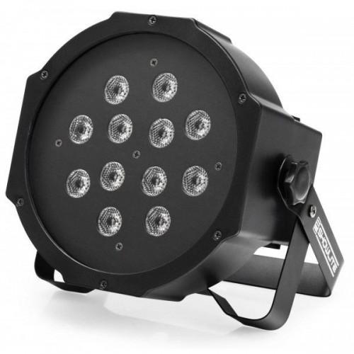 Showlite FLP-12x1W Flatline Panel LED RGB 4xR/4xG/4xB 1Watt