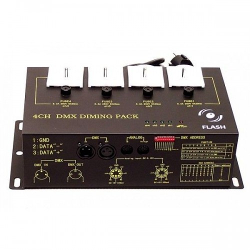 Flash 4 Dimming Pack
