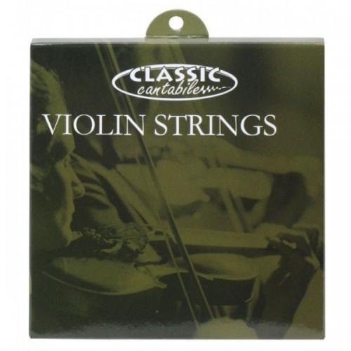 Classic Cantabile VL-44 Violin String Set 4/4 Set 3x