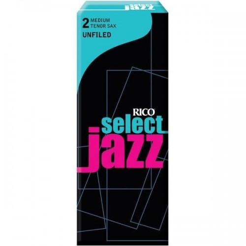 Rico 2M Select Jazz Unfiled Tenor