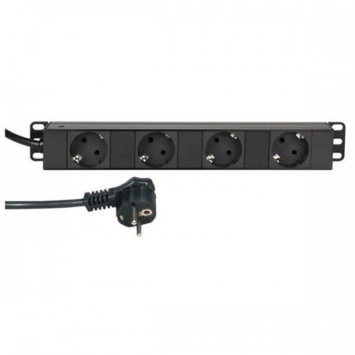 Adam Hall 87470 Power Strip 4 Sockets