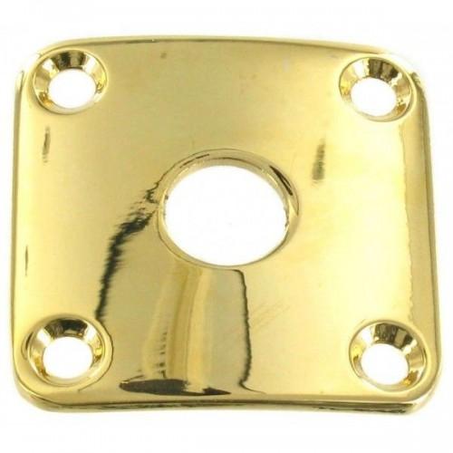 Harley Benton Parts SC-Style Jack Plate GD