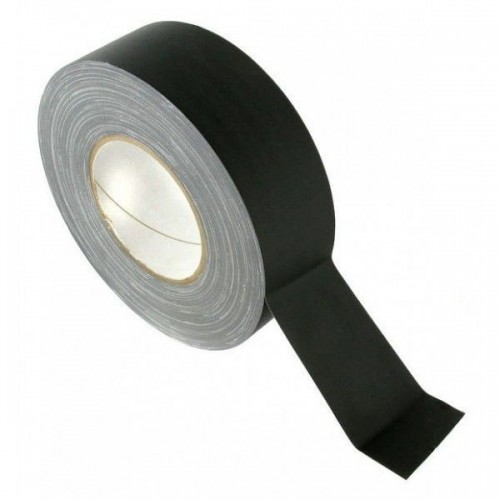Stairville Stage Tape 691-50S Black